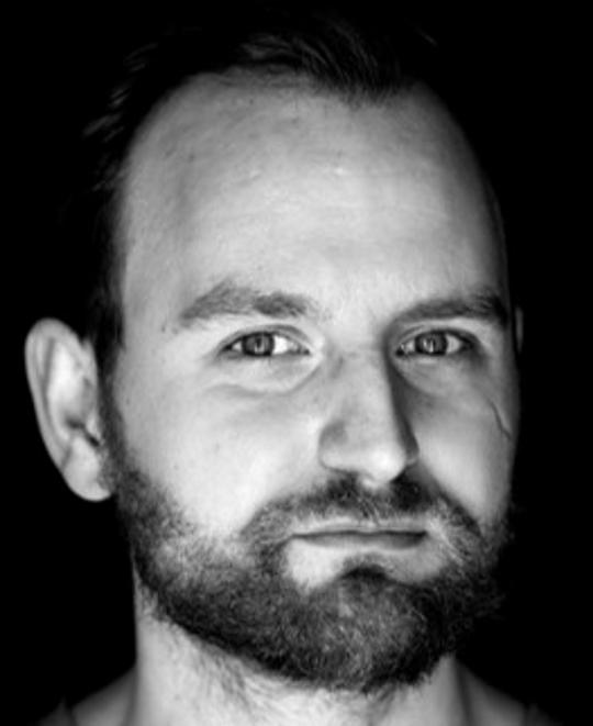 The Man. Florian Andreas STEFAN.